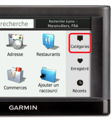 SD Card GPS GARMIN - Mode d'utilisation : Étape 2-2